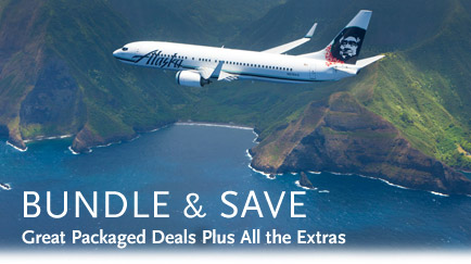 Bundle & Save with Alaska Airlines Vacations