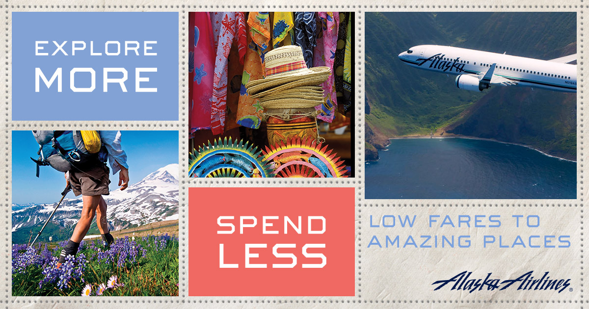 Book Cheap Airline Tickets Amp Flight Deals Alaska Airlines